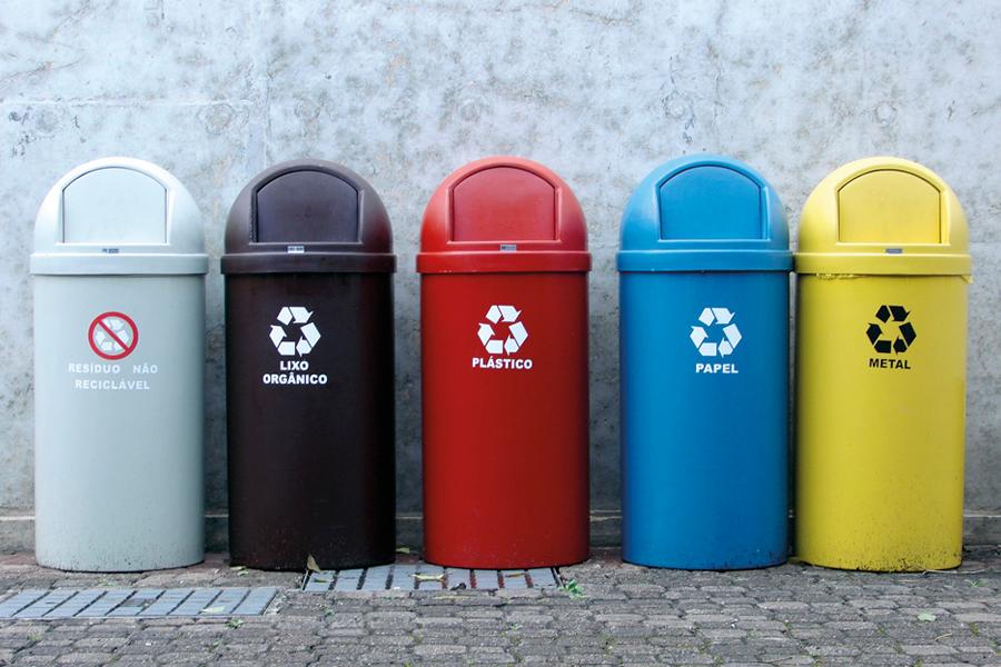Classificação de Resíduos sólidos - Parte I