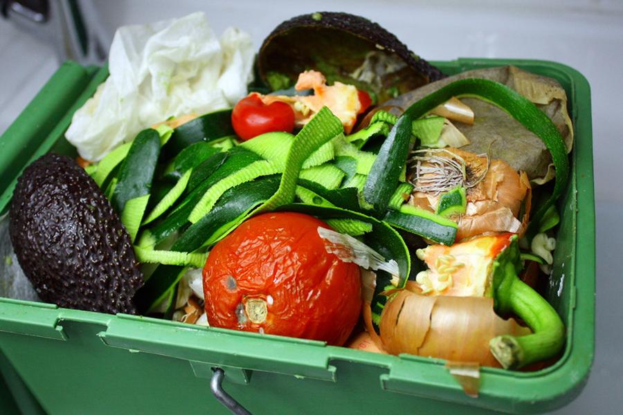 Resíduo All. Reaproveitamento de resíduos orgânicos.